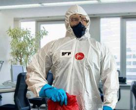 Higienização COVID-19 em empresas