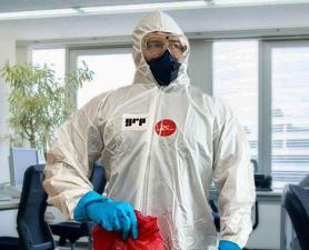 Limpeza Coronavírus em clínicas e consultórios