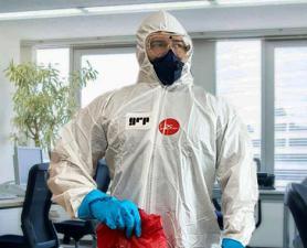 Limpeza Coronavírus em empresas
