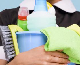 Terceirização de Limpeza Eventos